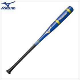 少年軟式用 トレーニングバット 木製 打撃可能 ミズノ 野球 限定 1CJWT15080-1450