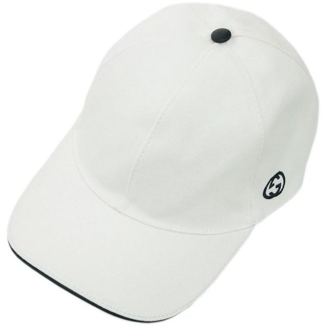 newest collection bd64d 5eeea グッチ 帽子 387554-9000 GUCCI キャップ カジュアル ダブルG ...