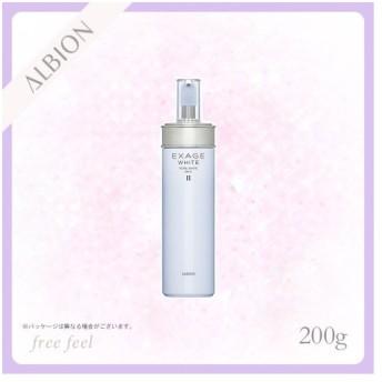 アルビオン ピュアホワイト ミルク II 200g [薬用美白乳液]医薬部外品 ALBION PURE WHITE MILK II