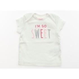 【カーターズ/Carter's】Tシャツ・カットソー 50サイズ 女の子【USED子供服・ベビー服】(424163)