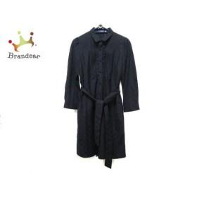 バーバリーブルーレーベル Burberry Blue Label ワンピース サイズ36 S レディース 美品 黒 新着 20190820