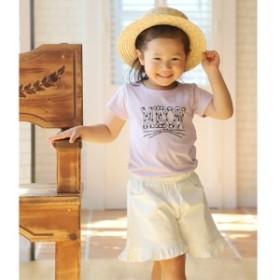 パターンプリントTシャツ【ベビー服・子供服・男の子・女の子】