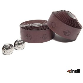ポイント3倍(8/19 10時まで) Vegan Eco-Leather Ribbon CINELLI(チネリ)  バーテープ