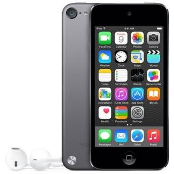 ME979JA Apple iPod touch 64GB スペースグレイ <第5世代> ME979J/A