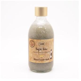 SABON(サボン) ボディ ジェル ポリッシャー パチョリ ラベンダー バニラ Body Gel Polisher Patchouli Lavender Vanilla