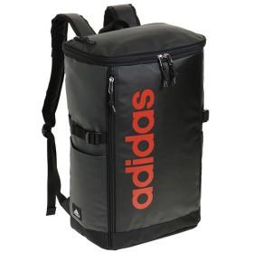 カバンのセレクション アディダス リュック スクエア ボックス型 31L A3 adidas 55483 軽量 撥水 チェストベルト付き 男女兼用 メンズ レディース ユニセックス ブラック系2 フリー 【Bag & Luggage SELECTION】