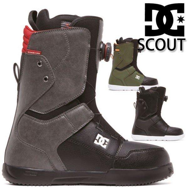 19 20 DC SHOE/ディーシー SCOUT スカウト メンズ ブーツ ボア