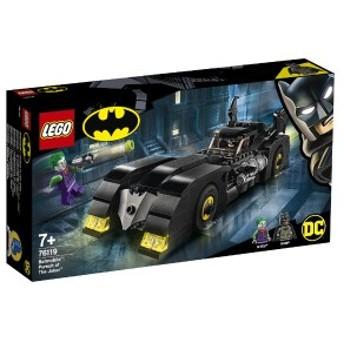 5702016369137:レゴ スーパー・ヒーローズ バットモービル:ジョーカー(TM) の追跡 76119【新品】 LEGO MARVEL 知育玩具
