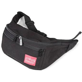 カバンのセレクション マンハッタンポーテージ ボディバッグ ウエストバッグ メンズ レディース Manhattan Portage MP1101 ユニセックス ブラック フリー 【Bag & Luggage SELECTION】