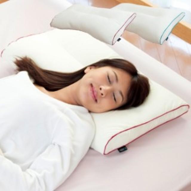 即納 生島ヒロシ プロデュース 快眠健康枕 ネムレール(寝具 枕 ピロー まくら 寝返り 睡眠 洗濯 洗濯可能 洗濯機 洗濯可)