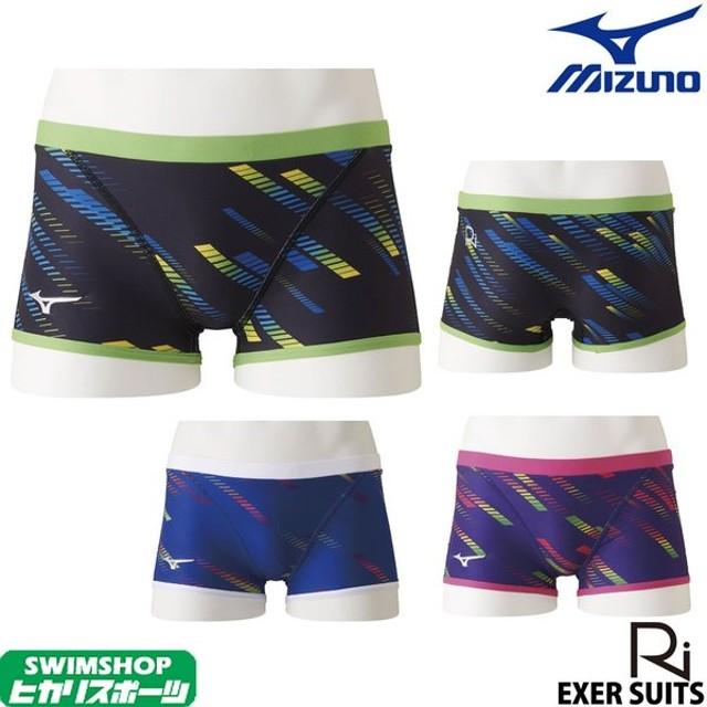 1151c1a64ba ミズノ MIZUNO 競泳水着 メンズ 練習用 ショートスパッツ 池江璃花子 EXER SUITS U-