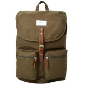 カバンのセレクション サンドクヴィスト リュック バックパック メンズ レディース サンドクビスト SANDQVIST ROALD ユニセックス オリーブ フリー 【Bag & Luggage SELECTION】