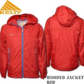 KELTY(ケルティ) HOODED JACKET フーデッドジャケット RED