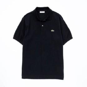 【正規品】LACOSTE(ラコステ)半袖ポロシャツ NOIR L1212V 031