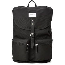 カバンのセレクション サンドクヴィスト リュック バックパック メンズ レディース サンドクビスト SANDQVIST ROALD ユニセックス ブラック フリー 【Bag & Luggage SELECTION】