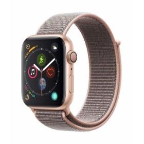Apple アップル Watch Series 4 GPSモデル 44mm MU6G2J/A ピンクサンドスポーツループ 銀行振込値引きキャンペン中