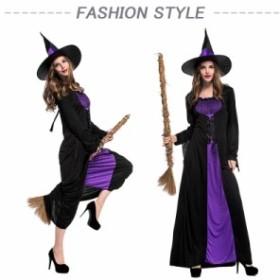 魔女 巫女コスプレ レディース衣装 女の子  コスチューム 巫女仮装 ハロウィン公演服変装 万聖節