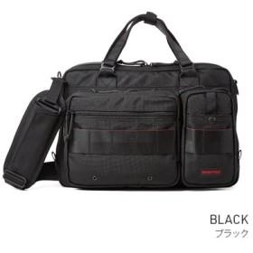 (Bag & Luggage SELECTION/カバンのセレクション)ブリーフィング ビジネスバッグ メンズ 2WAY A4 BRIEFING MADE IN USA brf174219/ユニセックス ブラック