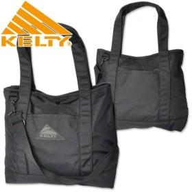 KELTY ケルティ URBAN NYLON TOTE S 2592096 ALL BLACK