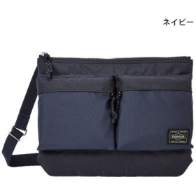 (Bag & Luggage SELECTION/カバンのセレクション)吉田カバン ポーター フォース ショルダーバッグ サコッシュ メンズ レディース ミリタリー A5 PORTER 855-05458/ユニセックス ネイビー