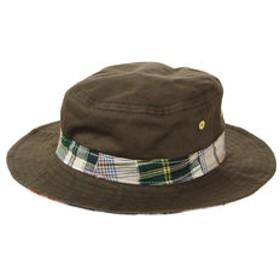 【Super Sports XEBIO & mall店:帽子】【オンラインストア限定SALE】ファミリージュニアハット WES17K03-7109 OLV
