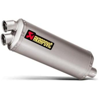 アクラポヴィッチ スリップオン マフラー 専用チタン ユーロ規制 CRF1000Lアフリカツイン/DCT 16-18 AKRAPOVIC アクラポビッチ