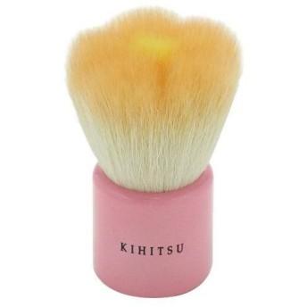 喜筆 KIHITSU 熊野筆 フラワー洗顔ブラシ オレンジ FNOJP