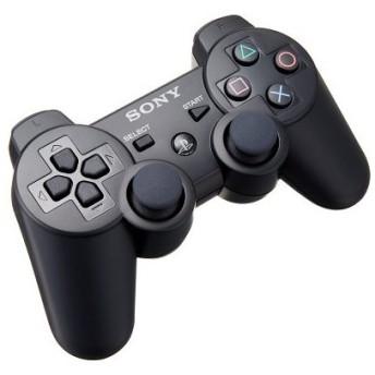 【新品】PS3 デュアルショック3 ブラック(ネコポス便・メール便配送不可)