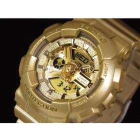 CASIO カシオ Baby-G ベビーG BA-111-9A ゴールド 腕時計
