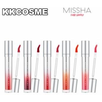 MISSHA ミシャ WATER VOLUME TINT ウォーターボリュームティント 4.8mL リップティント 韓国コスメ 韓国ブランド