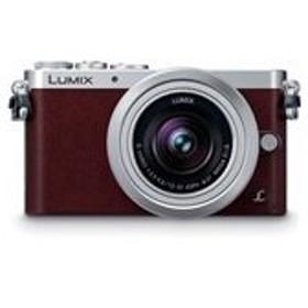 パナソニック ミラーレス一眼レフカメラ LUMIX DMC-GM1SK-T レンズキット [ブラウン]