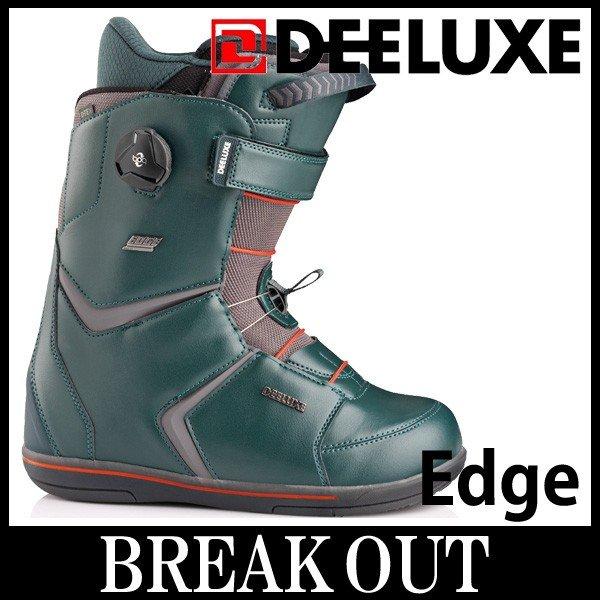 スノーボード ブーツ 靴 19 20 DEELUXE ディーラックス EDGE TF
