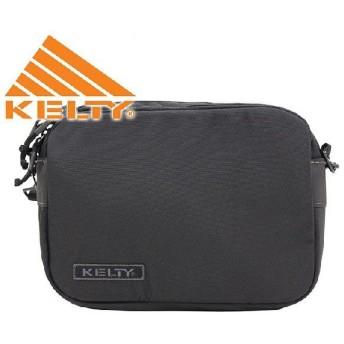 KELTY ケルティ URBAN LINE SMALL SHOULDER BAG スモールショルダーバッグ BLACK
