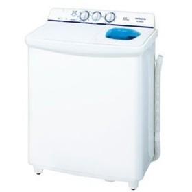 日立PS-55AS2 (ホワイト) 2槽式洗濯機 5.5kg青空PS-55AS2-W配達日、時間指定不可】