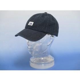 春・夏! 帽子 キャップ Lee リー デニム 6パネル ローキャップ cap 100-176304