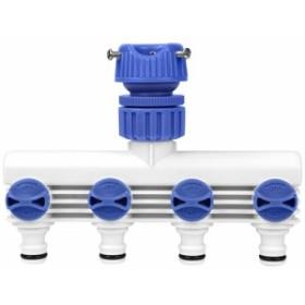 散水4分岐コネクター/セフティー3/散水用品/散水パーツ/SSKー9D