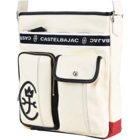 カバンのセレクション カステルバジャック ショルダーバッグ メンズ レディース 024113 斜めがけ ブランド ユニセックス ホワイト 在庫 【Bag & Luggage SELECTION】