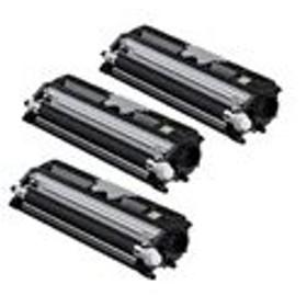 TVP1600K ブラックトナーバリューパック (magicolor1600シリーズ) : コニカミノルタ