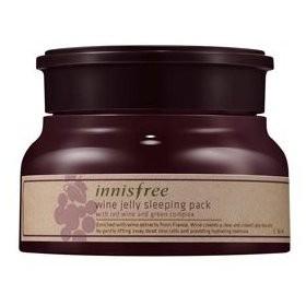 innisfree(イニスフリー)Wine jelly sleeping pack ワイン ジェリー スリーピング パック対応 韓国コスメ/韓国 コスメ/韓コス/BBクリーム/bb