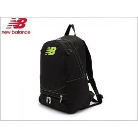 ニューバランス サッカー ジュニア用 バックパック バッグ (NewBalance2016FW) JABF6313-BK
