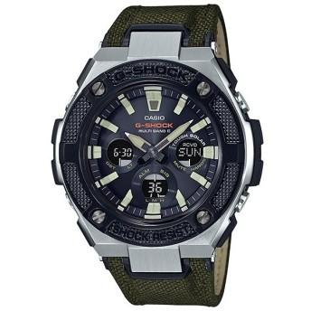 カシオ メンズ腕時計 ジーショック GST-W330AC-3AJF CASIO G-SHOCK G-STEEL ミリタリーデザイン 新品 国内正規品