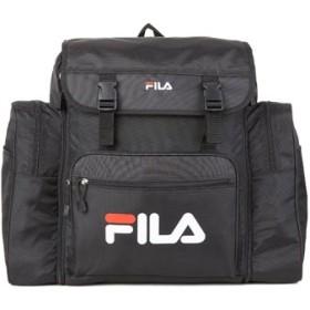 (Bag & Luggage SELECTION/カバンのセレクション)フィラ リュック サブリュック 43L-54L FILA 7369 林間学校 臨海学校 修学旅行/ユニセックス ブラック