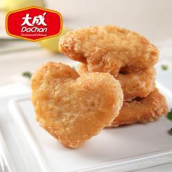 大成 雞本享受 招牌酥脆勁嫩雞塊4包組(1kg/約52-55塊)