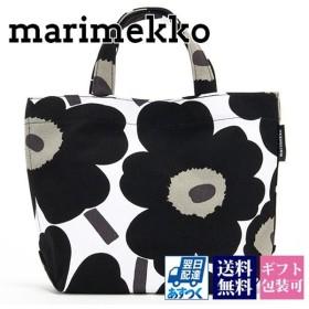 マリメッコ バッグ marimekko ハンドバッグ ウニッコ VERONIKA UNIKKOBAG ブラック 黒 040965-030 北欧雑貨 花柄