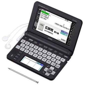 XDU6600BK カシオ エクスワード 生活教養モデル 電子辞書 XD-U6600BK