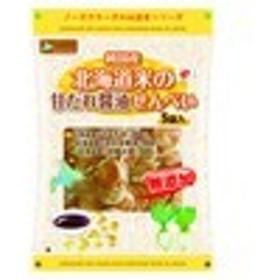 ノースカラーズ 純国産 北海道米の甘だれ醤油せんべい 33688 15g5袋入