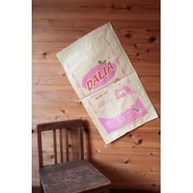 【穀物袋】DALIA/モロッコ*クスクス袋*小麦粉袋 リサイクル エコバッグ ハンドメイド