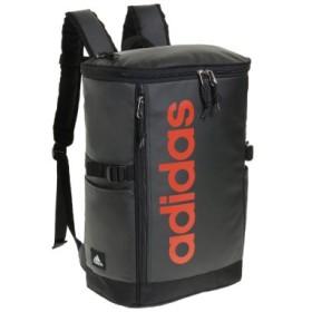 (Bag & Luggage SELECTION/カバンのセレクション)アディダス リュック スクエア 23L B4 adidas 55482 軽量 撥水 チェストベルト付き 男女兼用 メンズ レディース/ユニセックス ブラック系2 送料無料