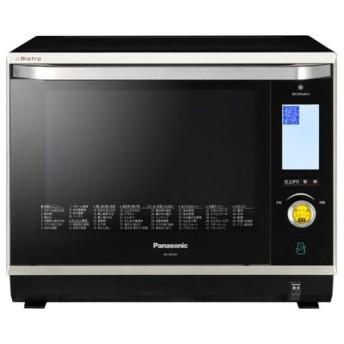 Panasonic ビストロ スチームオーブンレンジ NE-BS901-NK (30L) シャンパンブラック ECONAVI パナソニックスマート