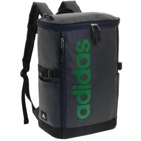 カバンのセレクション アディダス リュック スクエア 23L B4 adidas 55482 軽量 撥水 チェストベルト付き 男女兼用 メンズ レディース ユニセックス ネイビー系1 フリー 【Bag & Luggage SELECTION】